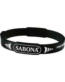Sabona Pro-Magnetic Black Sport Wristband