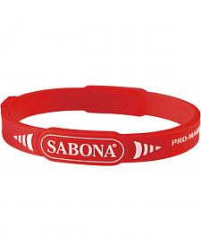 Sabona Pro-Magnetic Red Sport Wristband