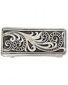 Montana Silversmiths Western Lace Whisper Money Clip