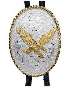 Montana Silversmiths Eagle Bolo Tie