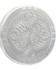 Montana Silversmiths New Traditions Four Directions Snuff Lid