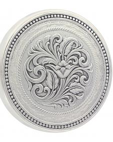 Montana Silversmiths New Traditions Stars and Barbed Wire Snuff Lid