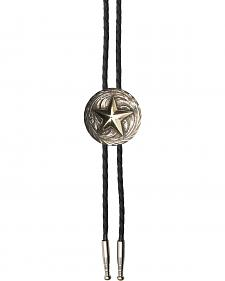 AndWest Men's Texas Star Bolo Tie