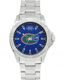 Jack Mason Men's Florida Gators Team Color Dial Watch