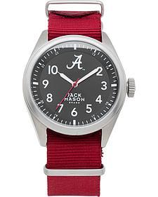 Jack Mason University of Alabama Nato Solid Strap Watch