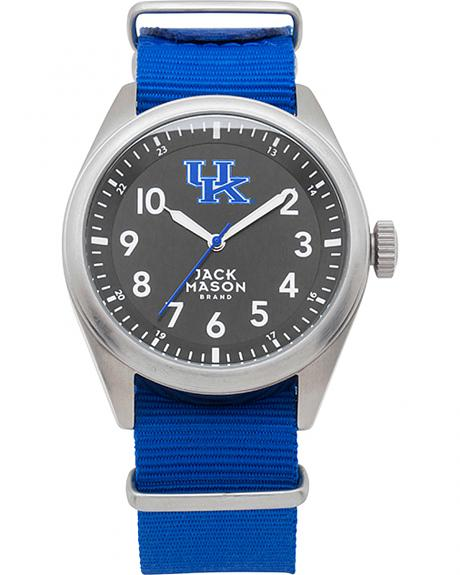 JMU-1013-KY MCM KENTUCKY MEN'S NATO SOLID STRAP