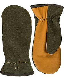 Stormy Kromer Men's Olive Tough Mitts