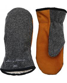 Stormy Kromer Men's Charcoal Grey Tough Mitts