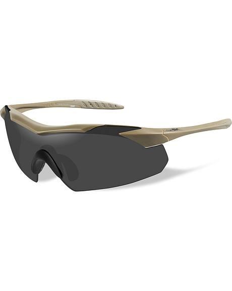 Wiley X Vapor Grey Tan Sunglasses