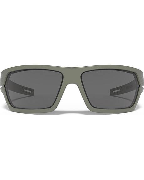Under Armour Men's Satin Green Battlewrap Sunglasses