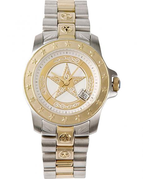 Justin Time Texas Star Watch