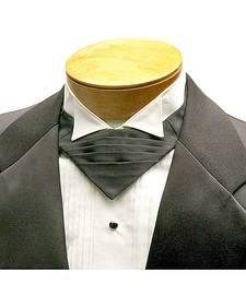 Black Bulldogger Tie