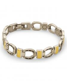 Sabona Men's Horseshoe Magnetic Bracelet