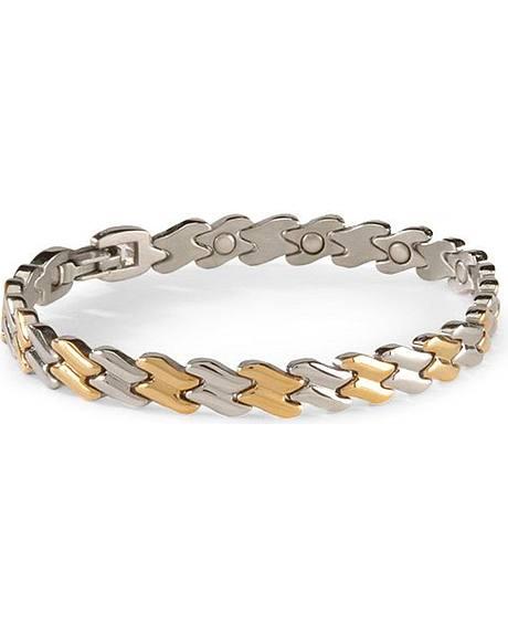 Sabona Executive Class Magnetic Bracelet - Size S