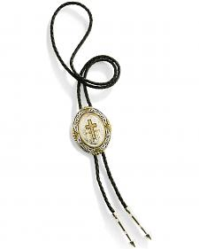 Montana Silversmiths Triple Cross Bolo