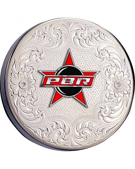 Montana Silversmiths PBR Snuff Can Lid