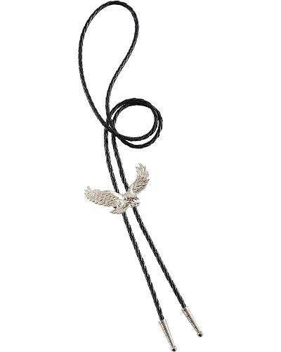 Bald Eagle Bolo Tie Western & Country BT-12-S