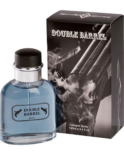 Double Barrel Cologne Spray 3.4 oz Western & Country 10005