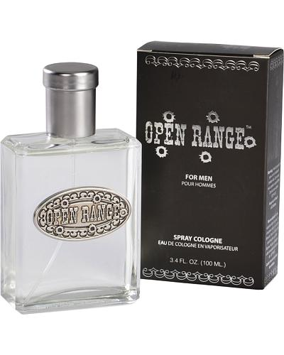 Open Range 3.4 oz Mens Spray Cologne Western & Country 39006