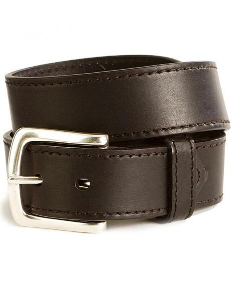 Basic Leather Belt - Reg & Big