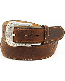 Ariat Men's Leather Concho Belt