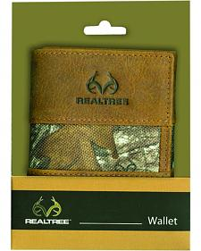 Realtree Men's Xtra Trifold Wallet