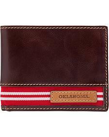 Jack Mason University of Oklahoma Tailgate Traveler Wallet