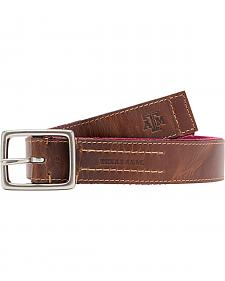 Jack Mason Men's Texas A&M Alumni Reversible Belt