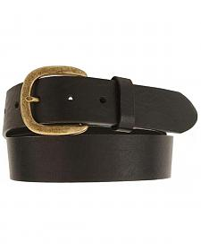 Justin Basic Leather Work Belt - Reg & Big