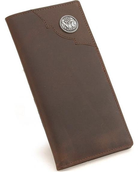 Jack Daniel's Leather Rodeo Wallet