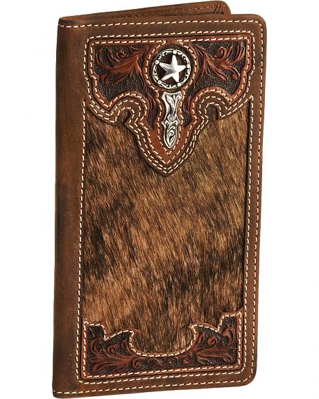 Southern Desperado Leather Wallet