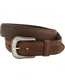 Jack Daniel's Crazy Horse Leather Belt