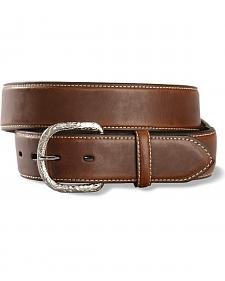 Nocona Brown Basic Belt - Reg & Big
