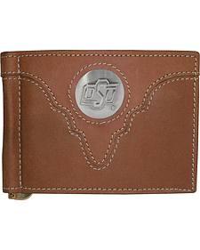 Oklahoma State University Logo Concho Bi-Fold Wallet