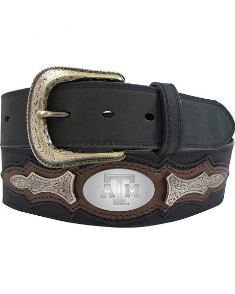 Texas A&M Concho Overlay College Belt