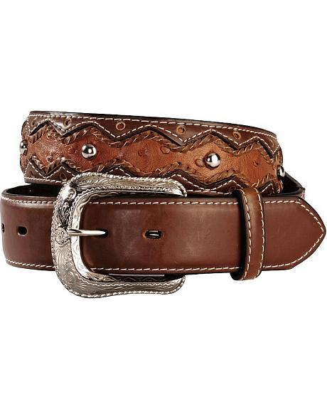 Exclusive Gibson Trading Co. Fancy Studded Belt
