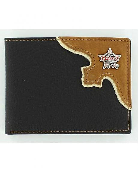 PBR Western Leather Billfold