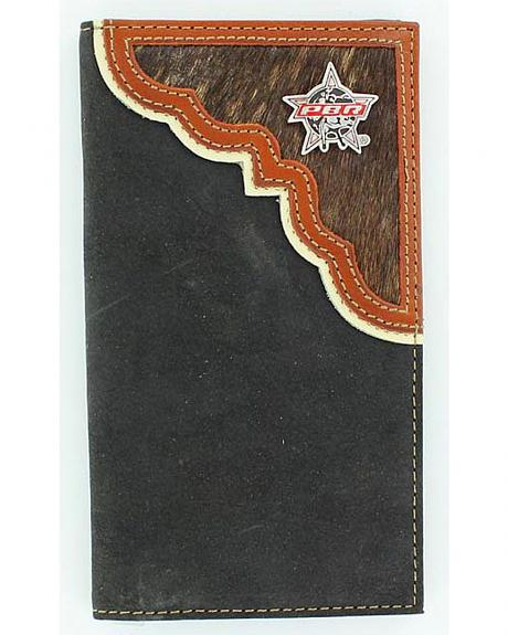 PBR Hair-On-Hide Rodeo Wallet