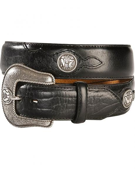 Jack Daniel's Old No. 7 Concho Belt