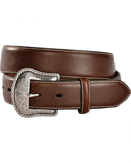 Top Hand Studded Star Concho Western Belt