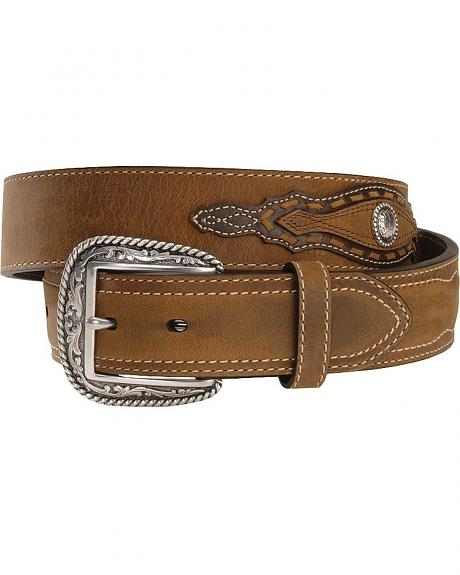 Ariat Night Herder Western Belt - Reg & Big