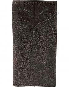 American West Distressed Rodeo Wallet