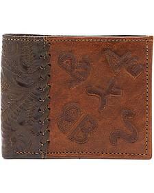 American West Branding Bi-Fold Wallet