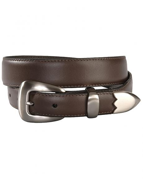 Nocona Classic Leather Belt