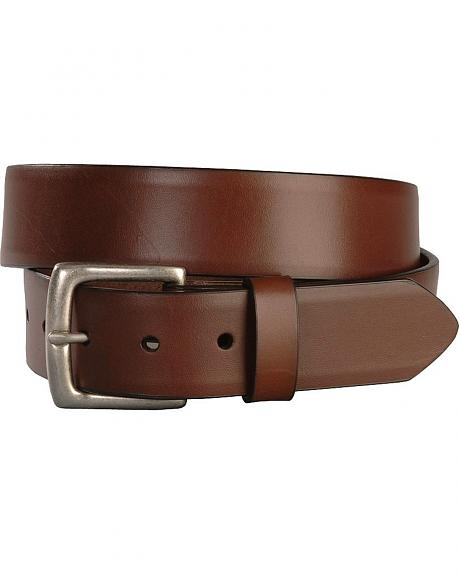Basic Tan Leather Belt