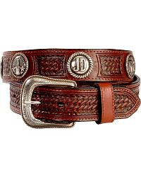 Jack Daniel's Concho Belt at Sheplers