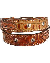Jack Daniel's Tooled Belt at Sheplers