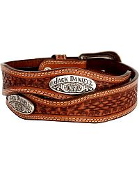 Jack Daniel's Scalloped Belt at Sheplers