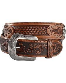 Tony Lama Ol' Wrangler Leather Belt