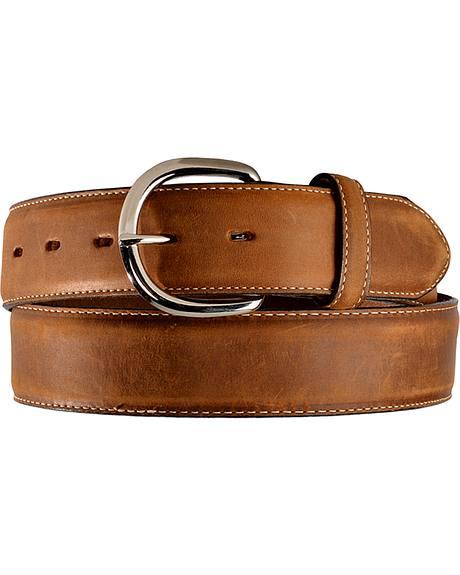 Silvercreek Basic Western Leather Belt